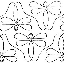 "Dragonfly Junior 4.25"" (2 rows of 2"""
